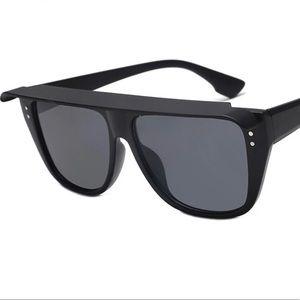 Accessories - TREND ALERT- Acetate Sunglasses w/ Visor Detail